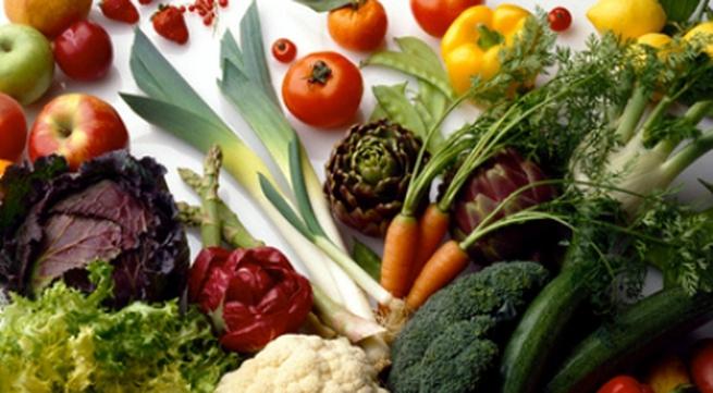 Cách bảo quản rau quả tươi ngon