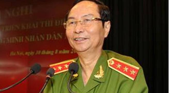 Thượng tướng Phạm Quý Ngọ từ trần
