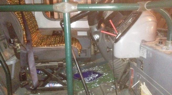 Hàng loạt tài xế xe buýt bị hành hung