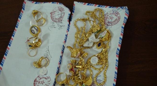Hải Phòng: Bắt nhóm trộm cắp 892 chỉ vàng