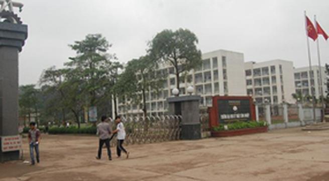 Đại học Kỹ thuật công nghiệp Thái Nguyên: Giảng viên bức xúc vì bị điều chuyển