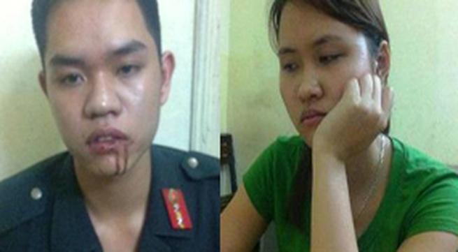Vụ nữ sinh đánh Cảnh sát cơ động: Cú đấm bất ngờ
