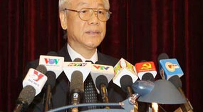 Hội nghị lần thứ 6 BCH TƯ Đảng khoá XI: Quyết định các vấn đề quan trọng, khó, nhạy cảm