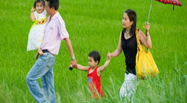 Vai trò của gia đình trong thực hiện giáo dục sớm cho trẻ