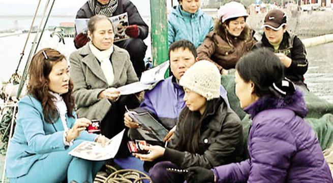 Công tác DS-KHHGĐ năm 2013: Nêu cao tinh thần đoàn kết, sáng tạo