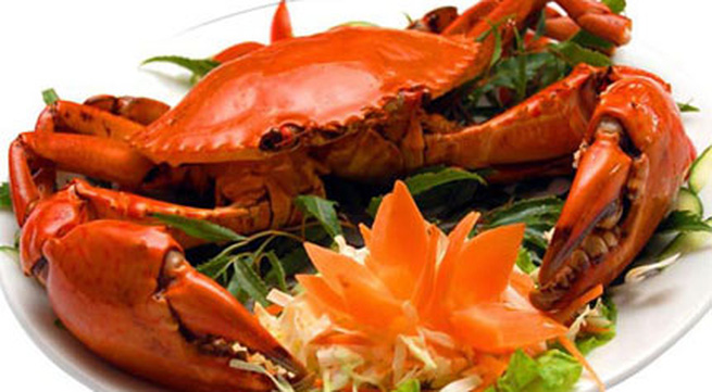 Cua biển nên hấp hay luộc?