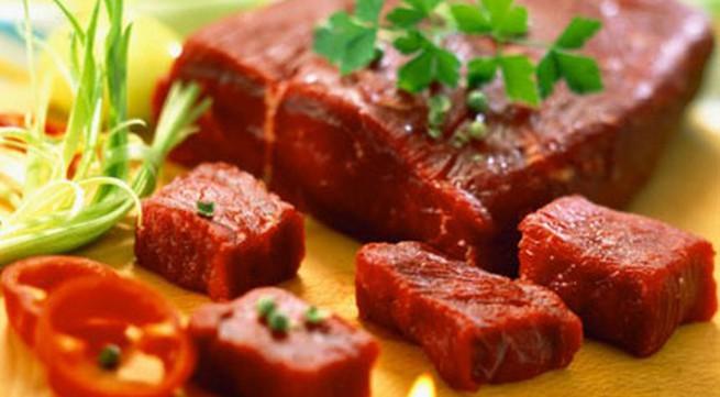Phân biệt thịt trâu với thịt bò