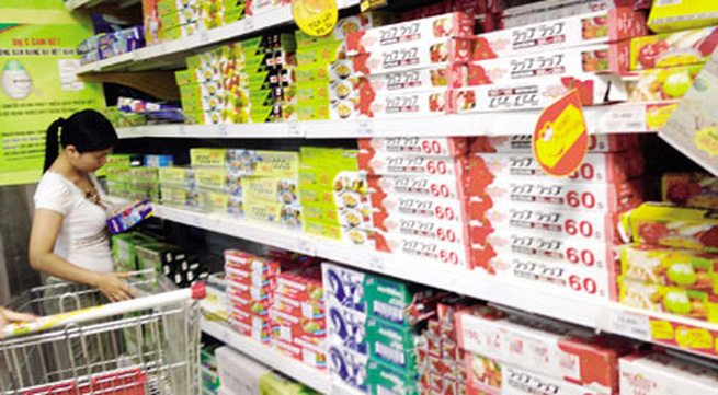 Màng bọc thực phẩm xuất xứ từ Trung Quốc nhiễm độc: Cảnh giác cao độ