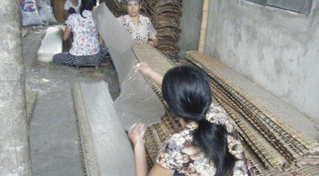 Bánh đa nem làng Chều và người giữ hồn quê 700 năm