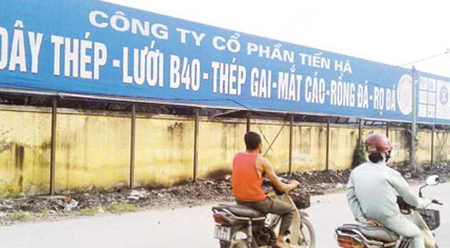 """Tiếp bài: Tiềm ẩn """"làng ung thư"""" giữa Hà Nội: Thông báo mập mờ của Phòng Tài nguyên Đông Anh"""