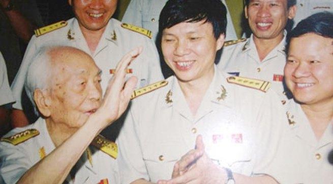 Vị tướng của lòng dân, vị tướng của hoà bình
