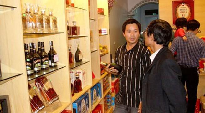 Rượu bình dân náo loạn thị trường