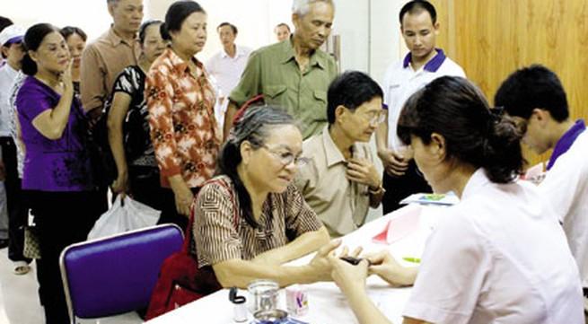 Tháng Hành động Quốc gia về Dân số (1-31/12/2013): Ứng phó với một xã hội già hóa