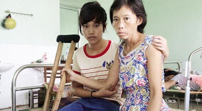 Cuộc đời nước mắt của người mẹ định quyên sinh cùng 3 con thơ