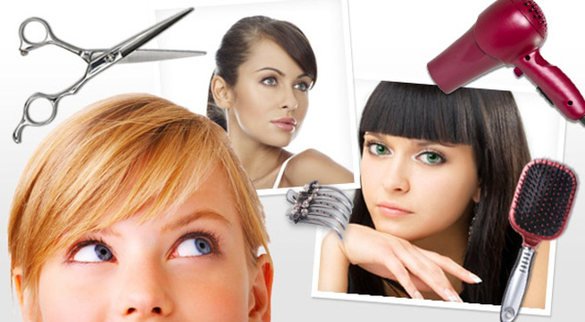 Đào tạo nghề tóc miễn phí cho phụ nữ khó khăn
