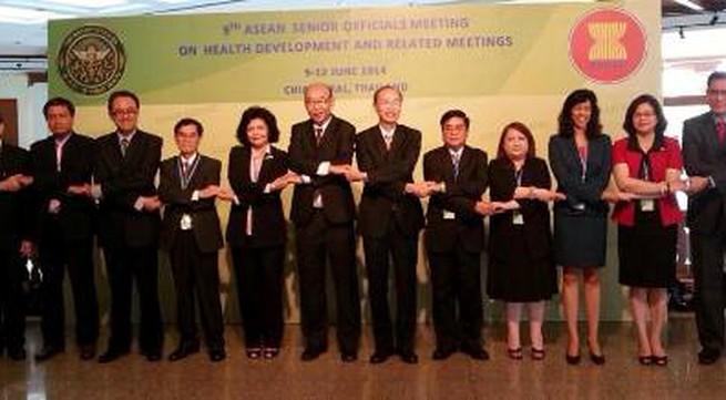 Hội nghị các quan chức cao cấp về phát triển y tế (SOMHD) lần thứ 9
