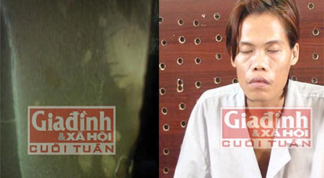 Sự thực chuyện ảnh hung thủ xuất hiện trên tường ngôi nhà cháy của nạn nhân