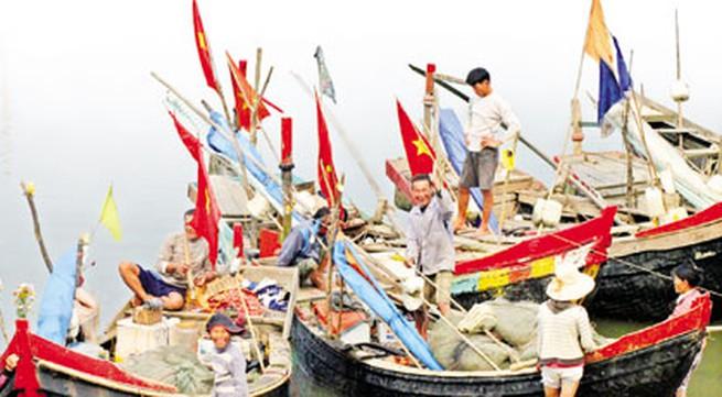 Lênh đênh đời ngư phủ (1): Chìm nổi theo ngọn sóng