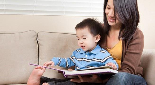Cách giúp con học siêu ngoại ngữ từ bé