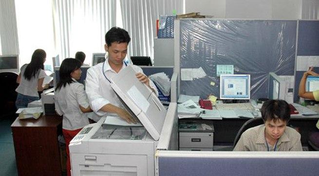 Dân văn phòng dễ mắc bệnh... nhà kín