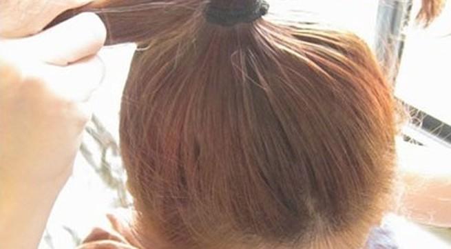 2 kiểu tóc điệu cho tóc ngang vai