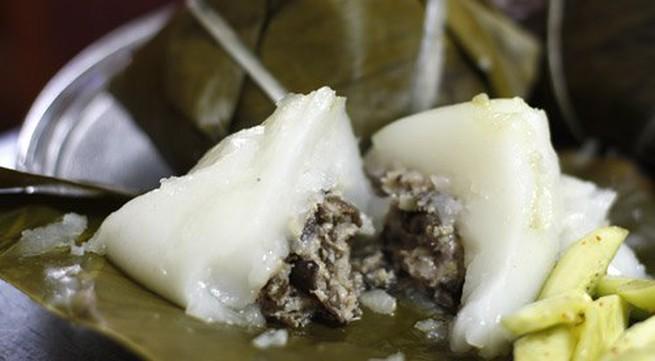 Những món ăn vặt nóng hổi 10.000 đồng ở Hà Nội