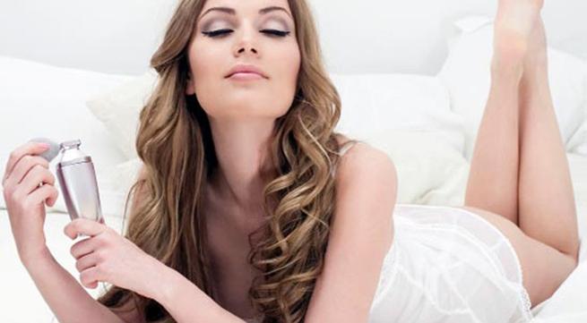 Mẹo giúp bền mùi nước hoa
