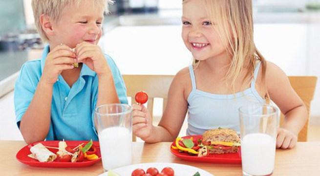 Những thực phẩm chứa chất béo giúp trẻ thông minh hơn