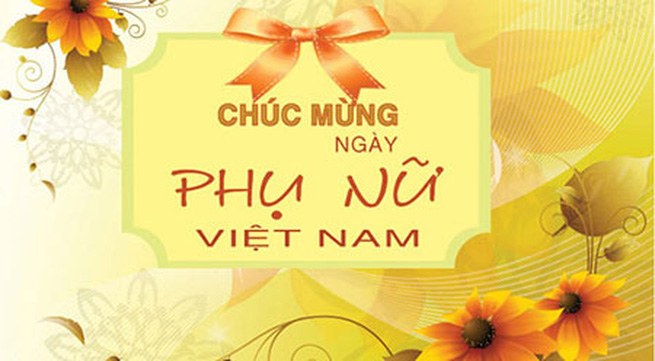Những lời chúc xúc động nhất trong ngày phụ nữ Việt Nam 20/10