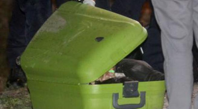 Man rợ hiếp, giết thiếu nữ 15 tuổi rồi nhét xác vào vali