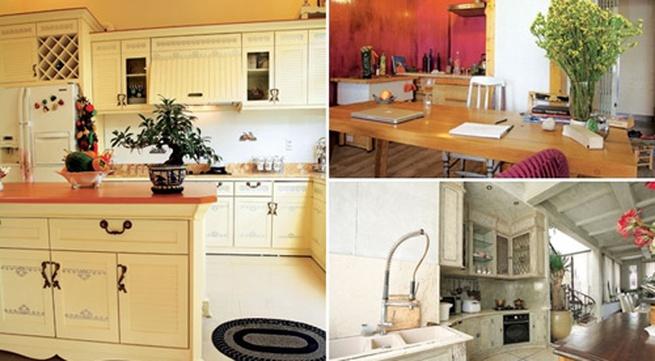 Chọn tủ bếp hài hòa không dễ!
