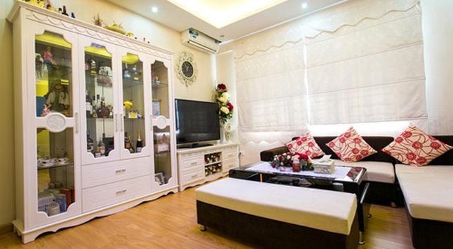 Diễn viên Trương Phương khoe nhà đẹp, xe đẹp