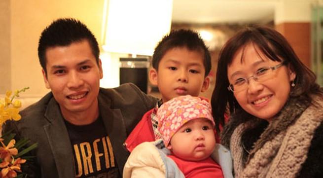 Gia đình hạnh phúc của nữ Phó giáo sư trẻ nhất 2013