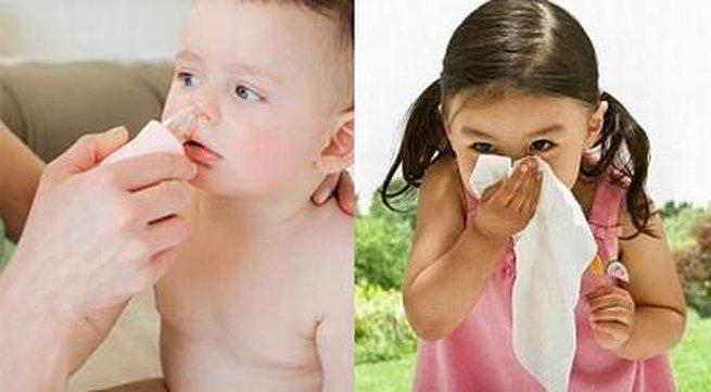 Cách nhận biết và phòng viêm xoang cho trẻ mùa lạnh