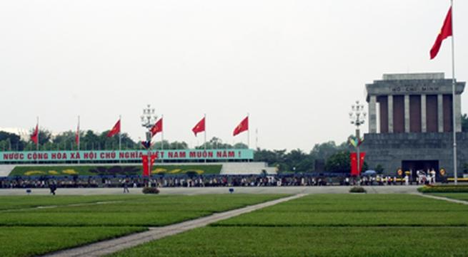 Di chuyển 3 Bộ ra khỏi khu Trung tâm chính trị Ba Đình