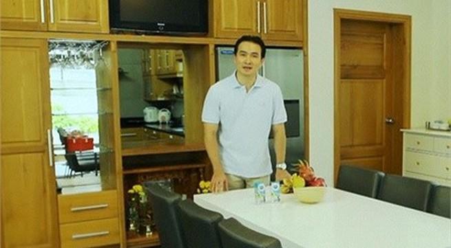Ngắm biệt thự xa hoa, căn hộ cao cấp của MC Chi Bảo