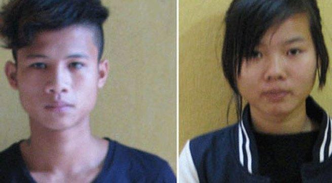 Thiếu nữ 16 tuổi cùng bạn trai giết, cướp lái xe ôm