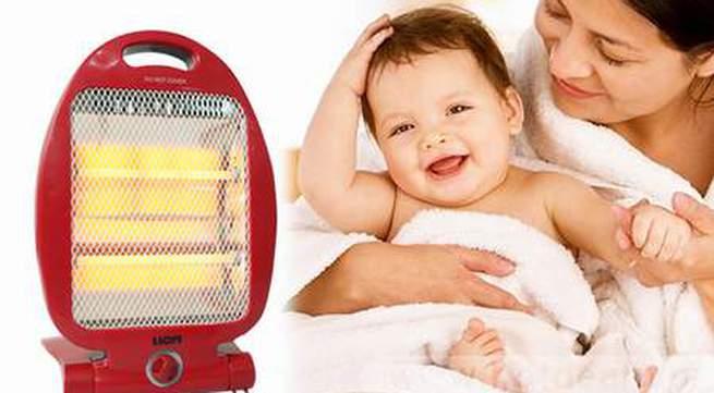 Những nguyên tắc cơ bản khi sử dụng thiết bị sưởi ấm