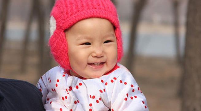 Phòng bệnh cho trẻ thời tiết giao mùa mùa đông - xuân