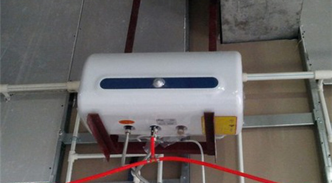 Cẩn trọng khi tắm máy nước nóng