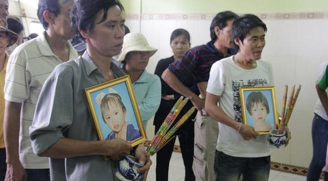 Thắt lòng trước gia cảnh của 3 đứa trẻ chết thảm khi tắm sông