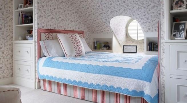 4 cách làm mới phòng ngủ nhỏ hẹp
