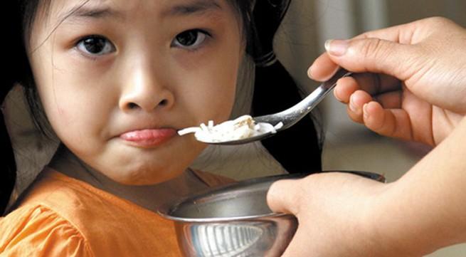 5 nguyên nhân hàng đầu khiến con biếng ăn