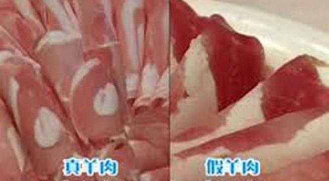 Kinh hoàng phanh phui những vụ thịt giả ở Trung Quốc