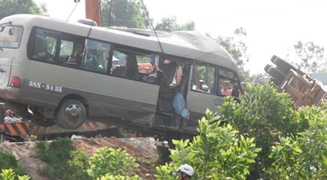 Vụ tai nạn kinh hoàng qua lời những đứa trẻ