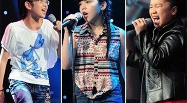 Giọng hát Việt nhí bước vào vòng đối đầu - Rất nhiều nước mắt?