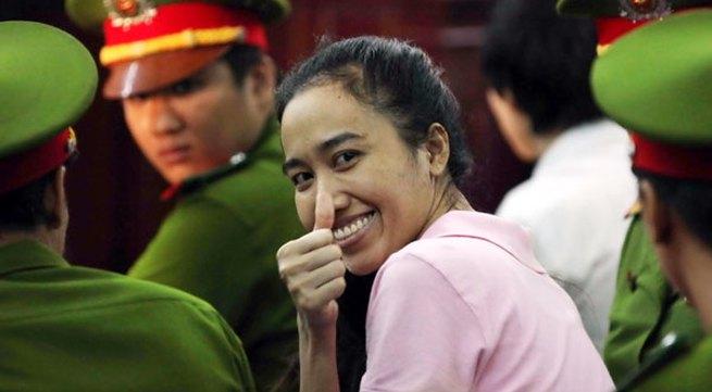 Điều gì đằng sau nụ cười đắc ý của Mỹ Xuân?