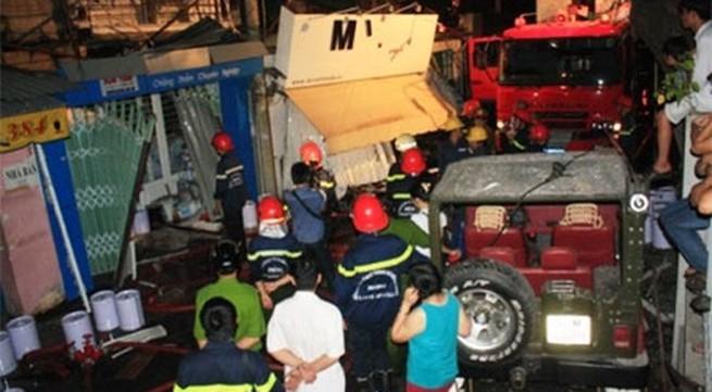 Thông tin mới nhất vụ cháy nổ kinh hoàng khiến 11 người chết