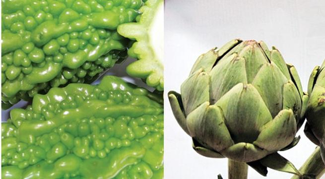 10 thực phẩm cực tốt cho gan