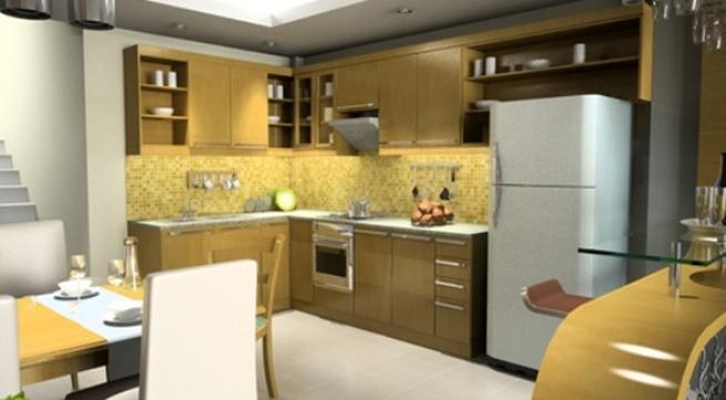Phong thủy cho đồ dùng nhà bếp